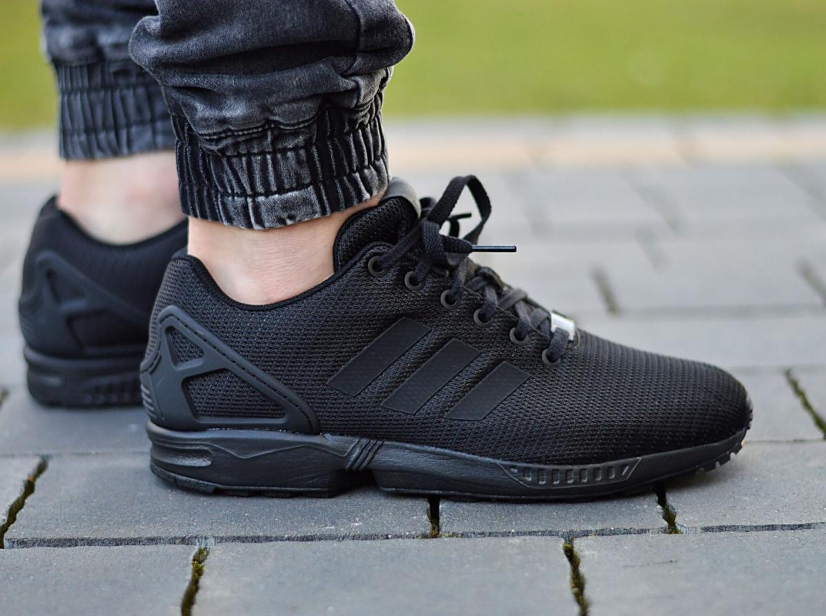 Détails sur Adidas ZX Flux S32279 Chaussures Hommes